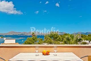 Apartamento con vistas al mar. Mallorca