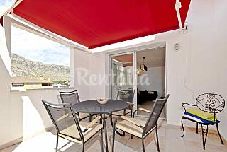 Apartment with sea views in Pine Walk Majorca