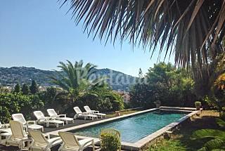 Villa para 10-12 personas a 2.4 km de la playa Alpes Marítimos