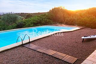Large villa with swimming pool South Corsica