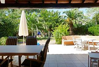 Beautiful Corsican villa near beach South Corsica