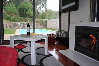 Villa for 6-7 people 6 km from the beach Viana do Castelo
