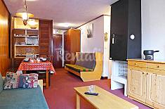 Apartment for 3 people in Tignes Savoy
