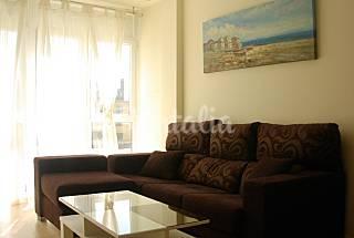 Appartement pour 4 personnes à 300 m de la plage Lugo