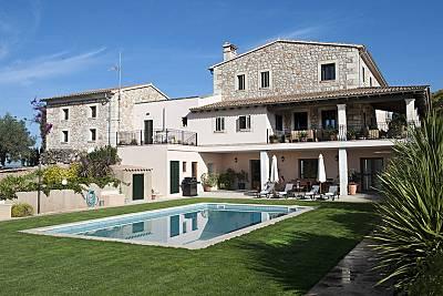 Villa de 6 habitaciones a 12 km de la playa Mallorca