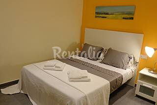 Apartment for 5-6 people only 170 meters from the beach Barcelona