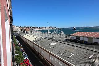 Piso centrico con vistas a la Bahia Cantabria