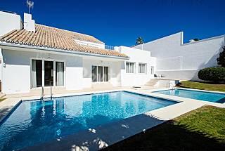 Villa en location à San Pedro de Alcantara Malaga