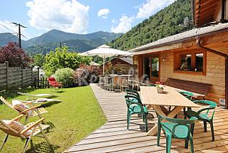 Gorgeous chalet in the Alps with views Upper Savoy