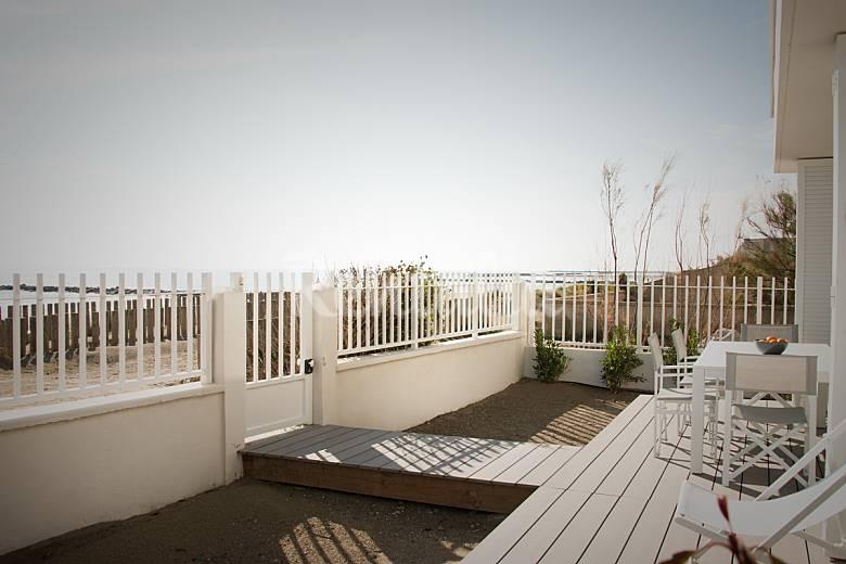 Sensational flat on the beach Herault