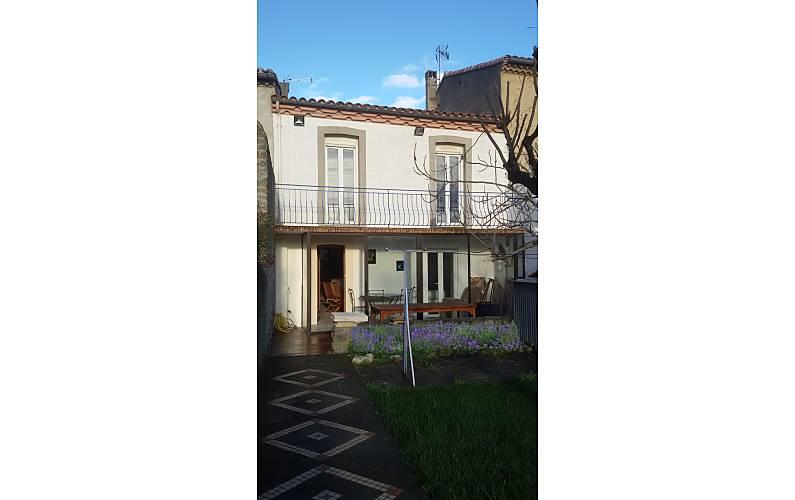 Casa Jardim Aude Carcassonne casa - Jardim