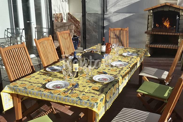 House Terrace Aude Carcassonne House