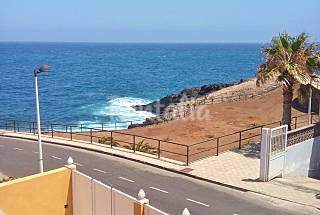 Maison avec jardin et vue sur mer Ténériffe