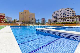 20 Apartments for rent only 300 meters from the beach Valencia