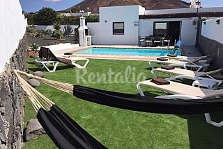 Villa Sol a 400 metros de la playa Lanzarote