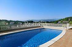 Villa voor 9 personen in Blanes Gerona
