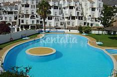 duplex near the beach, communal pool Granada