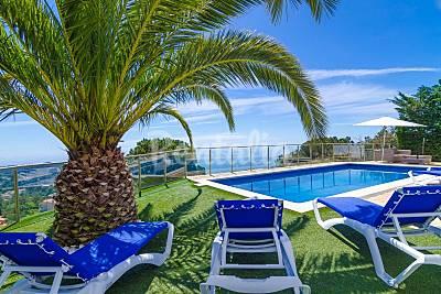 Villa para 10 personas a 3 km de la playa Girona/Gerona