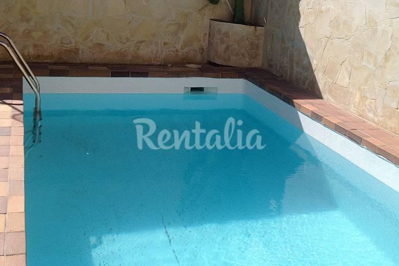 Villa para 8 11 personas en maspalomas con piscina - Villas en gran canaria con piscina ...