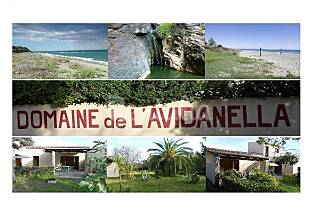 Villa para 2-4 personas a 100 m de la playa Córcega del Norte