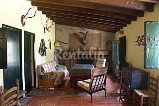 Casa de 4 habitaciones en Montánchez Cáceres