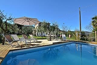 Elegante Villa con parco privato e piscina Lucca