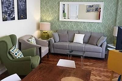ALMIRANTE OVER THE TOP , Appartamento per 8 persone a Lisbona Lisbona