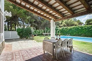 Villa en alquiler a 500 m de la playa Barcelona