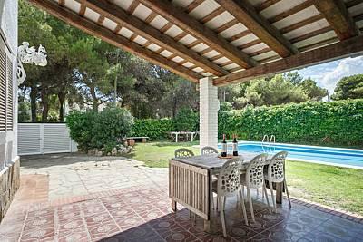 Terramar Beach Villa, AC, 6 Bedrooms, Private Pool Barcelona