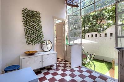 "Apartamento ""Zaire Terrace"" en alquiler en Lisboa Lisboa"
