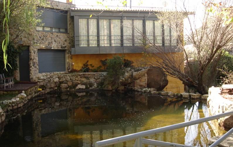 House for 6-8 people Navacerrada Madrid - Terrace