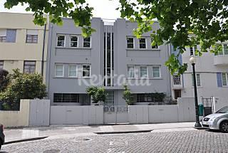 Apartamento de 2 habitaciones a 4 km de la playa Oporto