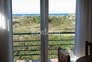 Luxury apartment on the beach front line Viana do Castelo