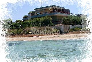Villa for 4-6 people on the beach front line Bari