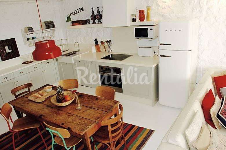 Spacious, Kitchen Granada Salobreña House