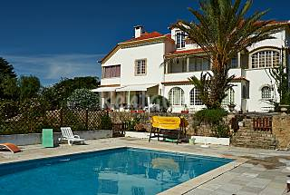 House for 4-6 people 8 km from the beach Lisbon