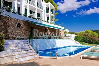 Apartamento de 2 habitaciones a 300 m de la playa Menorca