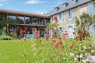 Gîte de luxe vue sur la montagne Hautes-Pyrénées