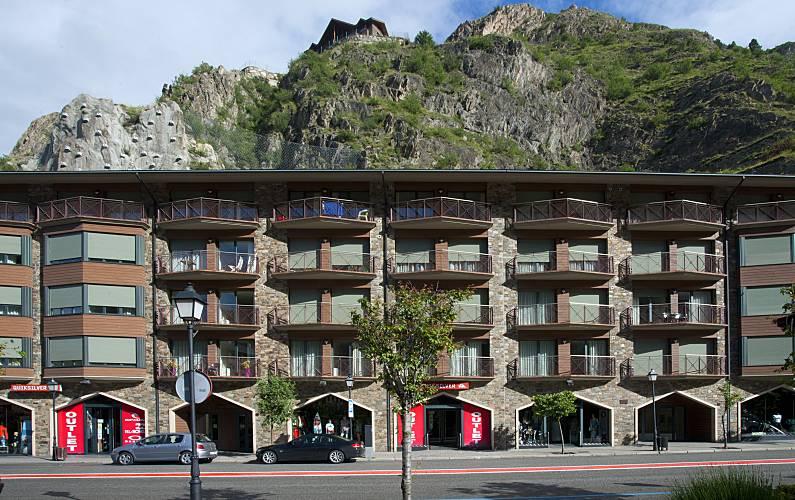 Apartamento com 1 quarto Pas de la Casa - Grau Roig - Exterior da casa