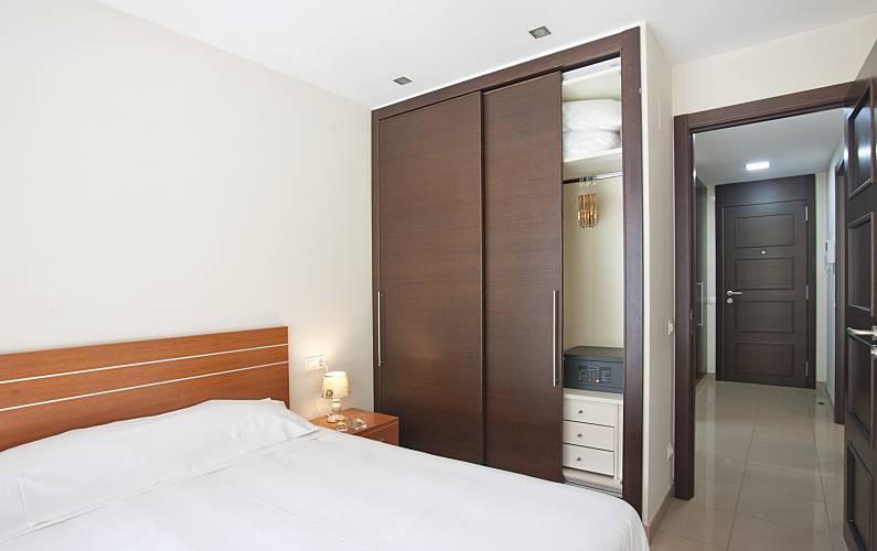 Apartamento Quarto Canillo Apartamento - Quarto