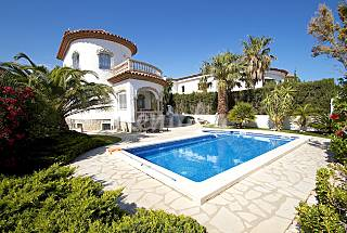Villa for rent only 350 meters from the beach Tarragona