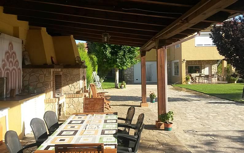 Villa-Chalet en Cuenca Cuenca - Terraza