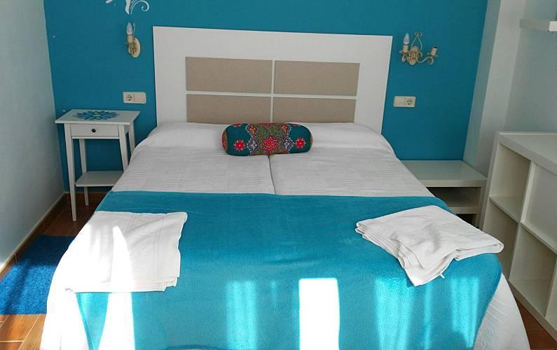 Villa-Chalet Habitación Cuenca Villar de Olalla Villa en entorno rural - Habitación