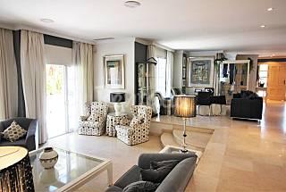 Villa de 4 chambres à 1 km de la plage Malaga