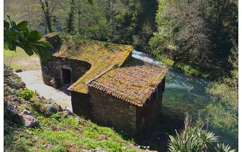 4 Views from the house Viana do Castelo Vila Nova de Cerveira Cottage - Views from the house