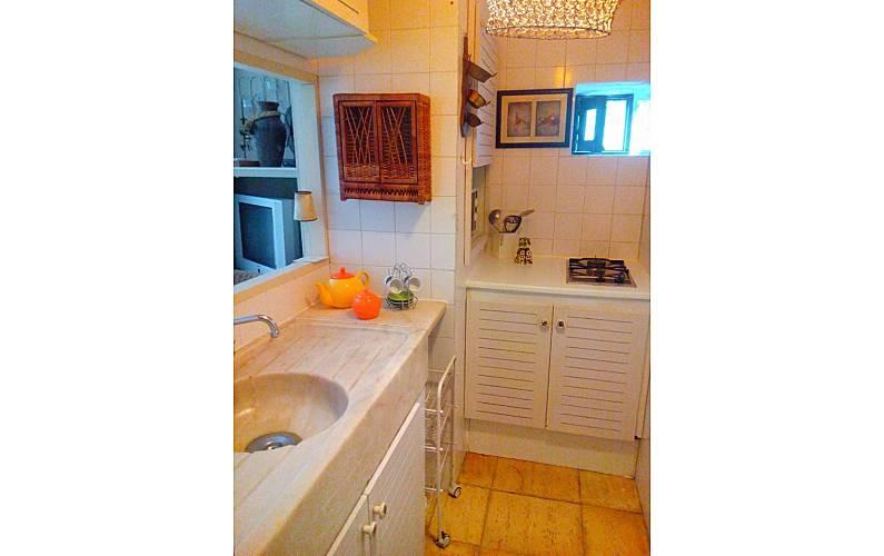 4 Kitchen Viana do Castelo Vila Nova de Cerveira Cottage - Kitchen