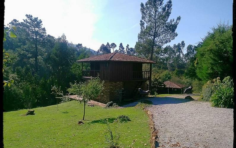 4 Garden Viana do Castelo Vila Nova de Cerveira Cottage - Garden
