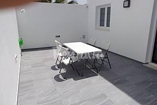 vivienda en planta baja con patio exterior Menorca