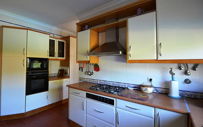 Vilamoura Kitchen Algarve-Faro Loulé villa - Kitchen