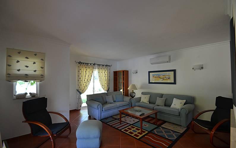Vilamoura Living-room Algarve-Faro Loulé villa - Living-room